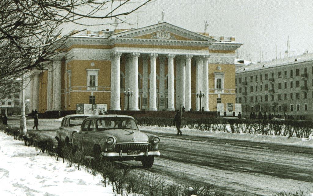 красноярск-26 город за колючей проволокой