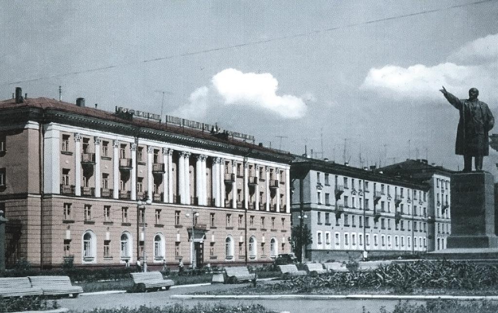Старые фото железногорск